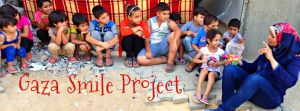 gaza smile project poster