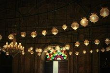 inside mosque
